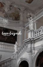 ┇ BOOMBAYEAH 〉 portfolio & randomness by N00NAHAE