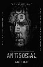 Antisocial [FINISHED] by theygotnone