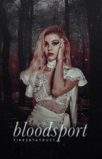 Bloodsport ›› John Murphy  by Tinkertaydust