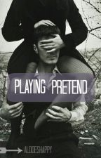 Playing Pretend by aldoeshappy
