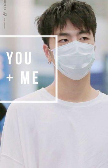 you + me // Koo Jun Hoe