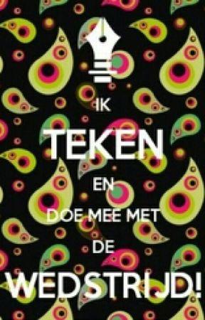 Voor Teken Wedstrijd by MxJxKx