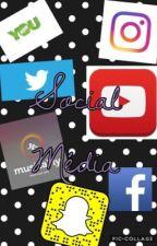 Social media  by Maloley_wilkinson