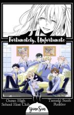 OHSHC Tamaki x Reader  •Fortunately, Unfortunate• by YanoSan