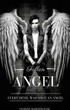 The Fallen Angel by Yvonne_lost__dreamer