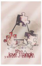 the love triangle ➳ free! by Yandere-senpai