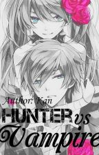 [Zodiac]Hunter Vs Vampire by __Kan_DMT__