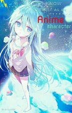 know yourself as an anime by Aya-akemi