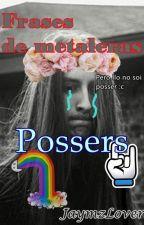 Frases de metaleras possers by AndJusticeForHeichou
