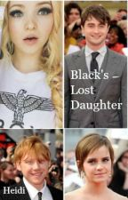 Black's Lost Daughter // A Harry Potter Love Story by HeidiJames28