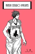 Akashi Seijuro X Reader Imagines by _secrets_maybe_