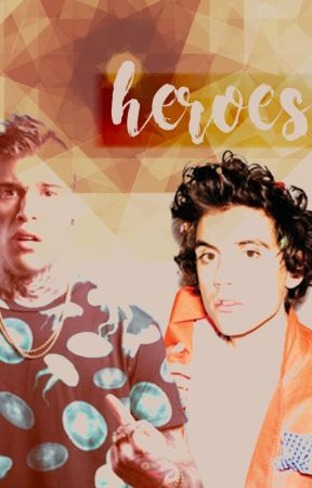 Heroes by izzits