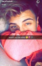 Would you be mine❤|| Fanfiction Lukas Rieger by xleoniexc