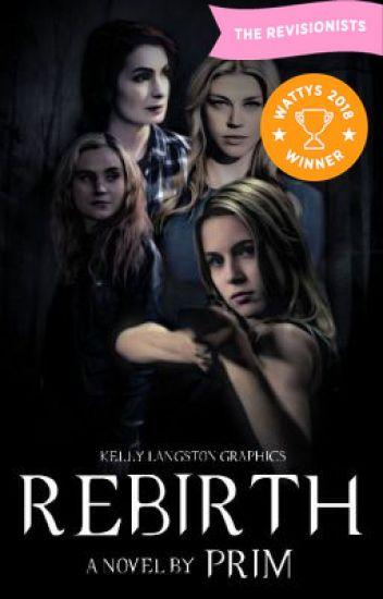Rebirth \\A Supernatural Spinoff// [#Wattys2018]