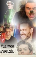 Vive mon université...{one direction} by je-me-souviens