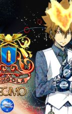 Return of Vongola Decimo  by FaranMazhar