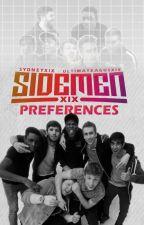 Sidemen Preferences by sydneyxix