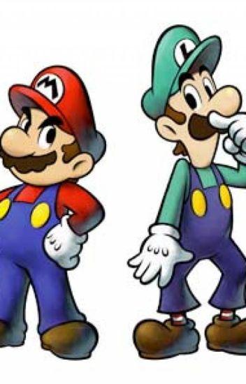 Mario x Reader x Luigi - Morgan - Wattpad