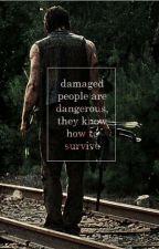 Sadness Loves Company (Daryl Dixon X Reader) by Leucothea__