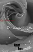 Unconditionally {August Alsina} by Dhiovion