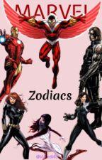 Marvel Zodiacs  by VioletMischief