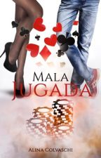 Saga POKER(1)Mala jugada / #PremiosHigh/ #FesBooksAwards/ #GAwards/ #Wattys2016  by broken-dreams-29