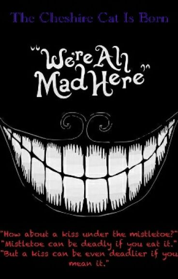 The Cheshire Cat Is Born (A Flash Fan Fiction)