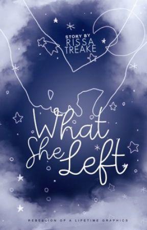 What She Left by fallingtide