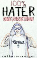 100% Hater One Direction  by catharineranger