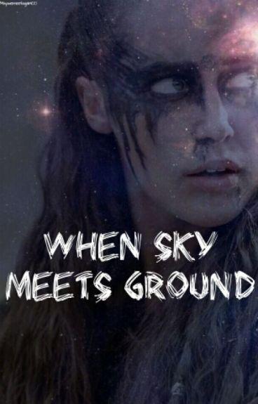 When Sky Meets Ground (#Wattys2016)