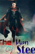 The Man Of Steel  by ElenaDelevingne13
