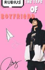 Rubius The  Type Of Boyfriend by ComerePan