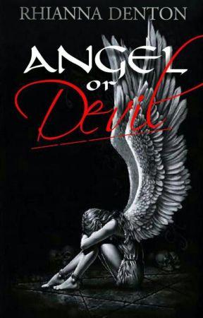 Angel Or Devil by SomeBritishCharm