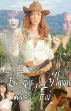 Lo Que Alguna Ves Fui  by kary_gzlt