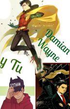 Damian Wayne y tu  by AnaGabrielaBoca