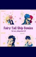 Fairy tail Ships Comics by pianoscansmiletoo