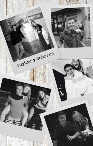 Peyton and Sabrina! (Español)