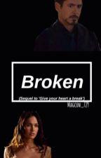 Broken  by Magcon_729