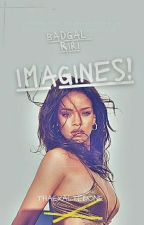 Rihanna imagines by Stiflerbythebell