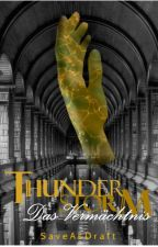 Thunderstorm- Das Vermächtnis (Buch II) by SaveAsDraft