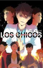 Los Chicos del Ayer #HaikyuuAwards by NoleeVel
