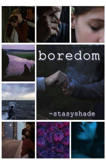 boredom скука. by StasyShade