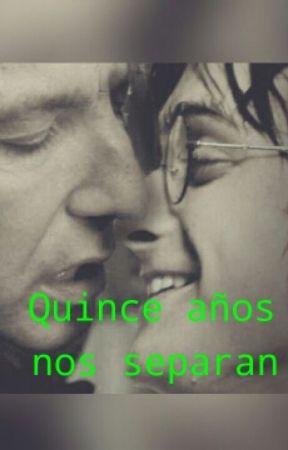 QUINCE AÑOS NOS SEPARAN by Blackheart84