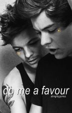 do me a favour ☁ stylinson by almightygomez