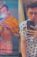 Imagines / M.T & J.S by liriodolan