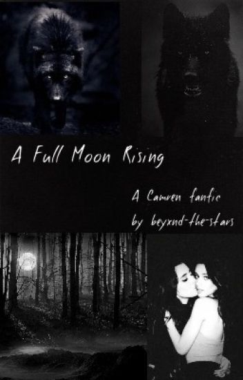A Full Moon Rising
