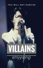 Villains by emyyoongi