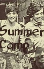 (Larry Stylinson) Summer Camp BoyxBoy by onedirectionslove