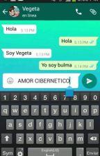 Amor cibernético [En Edición] by winterfzw