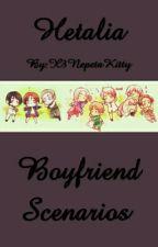 Hetalia Boyfriend Scenarios  by X3NepetaKitty
